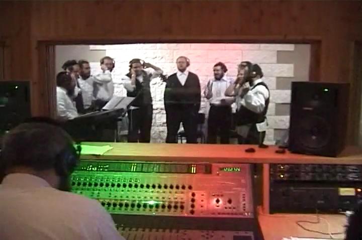 REVACH BEHIND THE SCENES ISRAEL RECORDING (2004)